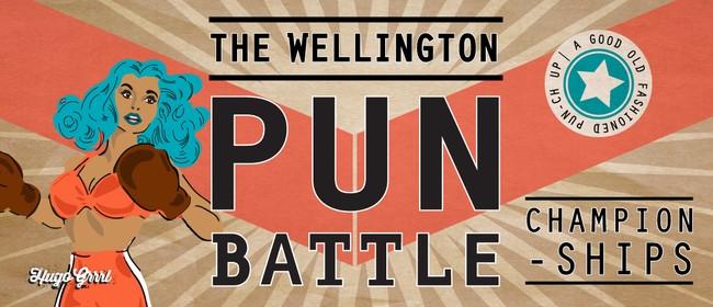 The Wellington Pun Battle Championships