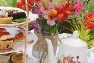 Image for event: High Tea In an English Country Garden
