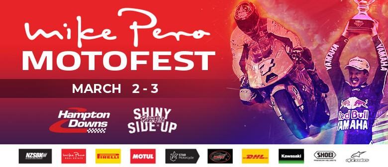 Mike Pero Motofest