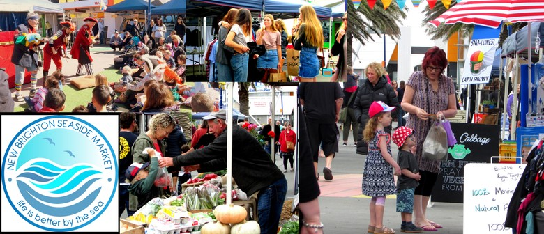 New Brighton Seaside Market