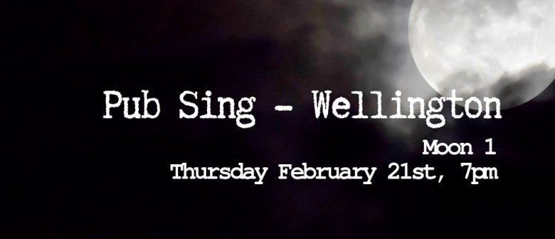 Pub Sing Wellington - Moon 1