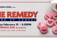 Image for event: The Remedy