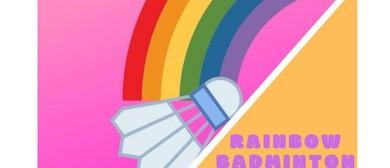 Rainbow Badminton Tournament