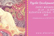 Image for event: Psychic Development Classes