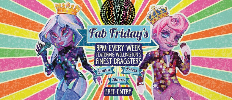 Fab Friday - Drag Show