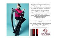Image for event: Maeve Gilchrist - Harpist