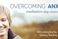Image for event: Overcoming Anxiety - Meditation Day Course in Kapiti