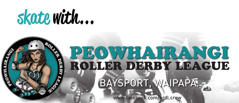 Learn to Skate, Roller Derby Style