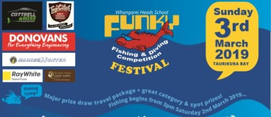 Funky Fishing & Diving Competition Festival