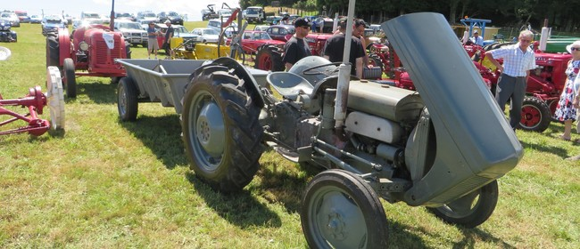 Rotorua Tractor and Machinery Club Annual Working Day