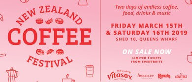 New Zealand Coffee Festival 2019