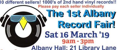 The Albany Record Fair