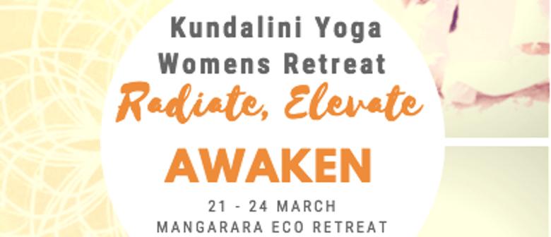 Kundalini Yoga Women's Retreat – Elevate, Radiate, Awaken