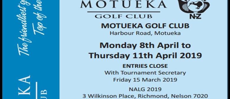 NALG – 34th Left Handed Golf Championship