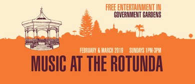 Music At the Rotunda 2019 - Sunday Sessions