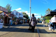 Image for event: Ferrymead Night Market