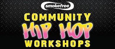 Smokefree Community Hip Hop Workshops