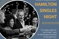 Image for event: Hamilton Singles Night