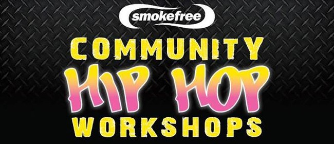 Smokefree Community Hip Hop Workshops