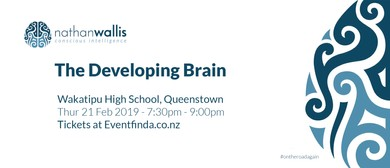 The Developing Brain - Queenstown