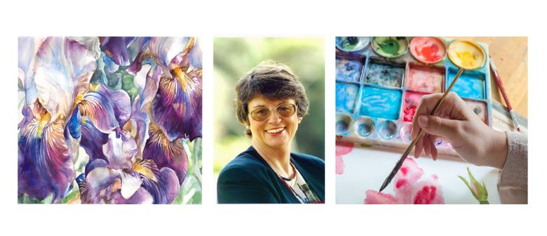 The Magic of Watercolour with Pauline Smith