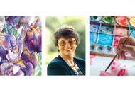 Image for event: The Magic of Watercolour with Pauline Smith