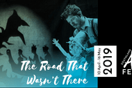 Image for event: The Road That Wasn't There - McDowall Print