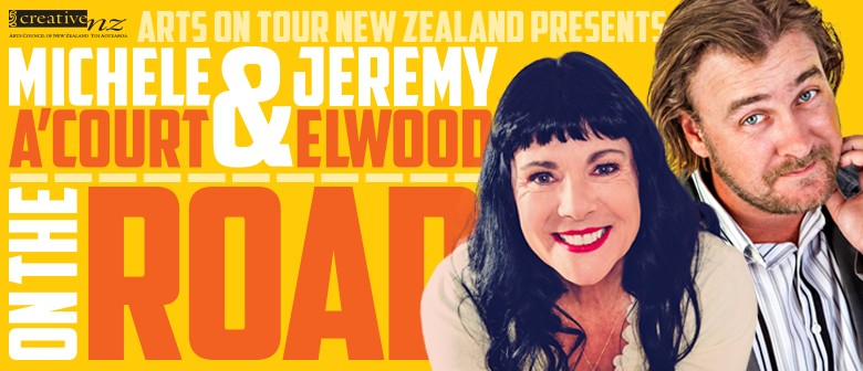 Michele A'Court and Jeremy Elwood On the Road