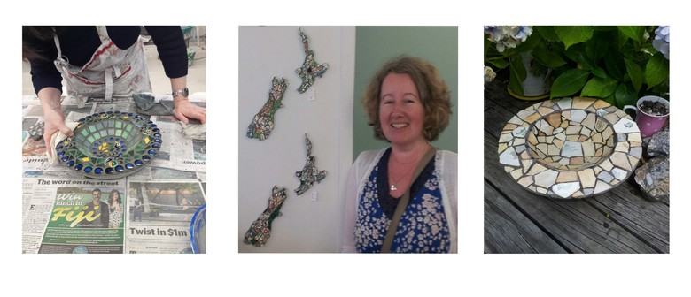 Meaningful Mosaics - Mosaic Art for Outdoors with Jo Luker