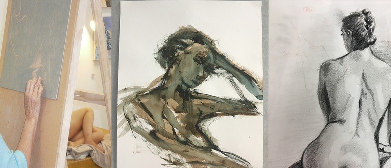 Life Drawing Evenings with Nell Nutford