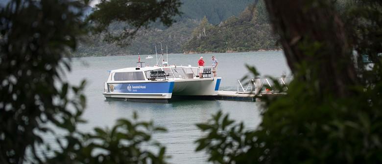 Greenshell Mussel Cruise