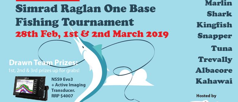 Simrad Raglan One Base Fishing Tournament