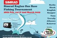 Image for event: Simrad Raglan One Base Fishing Tournament