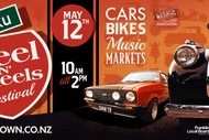 Image for event: Waiuku Steel 'N' Wheels Festival