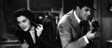 Auckland Film Society Fundraiser – His Girl Friday
