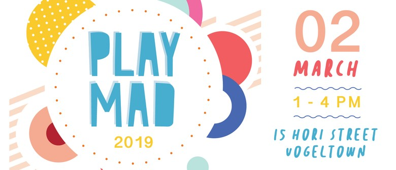 Playmad Play Music And Dance Festival New Plymouth Eventfinda
