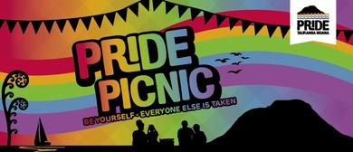 Tauranga Moana Pride Picnic.