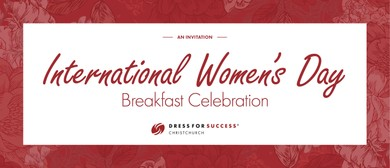 International Women&#039;s <em>Day</em> Breakfast