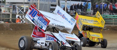Rolling Thunder- Midgets, Sprintcars and SuperSaloons.