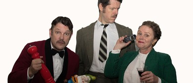Faulty Towers - Dinner <em>Theatre</em> at its Best