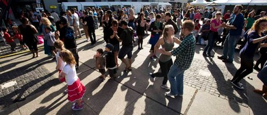 Salsa At Sunset With CubanFusion - Salsa Lesson & Party