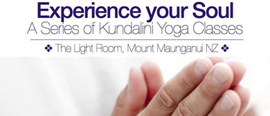 Experience Your Soul – A Series of Kundalini Yoga Classes