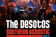 Image for event: The DeSotos - Southern Acoustic Tour '19