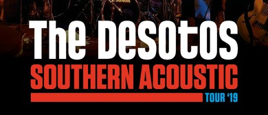 The DeSotos - Southern Acoustic Tour '19