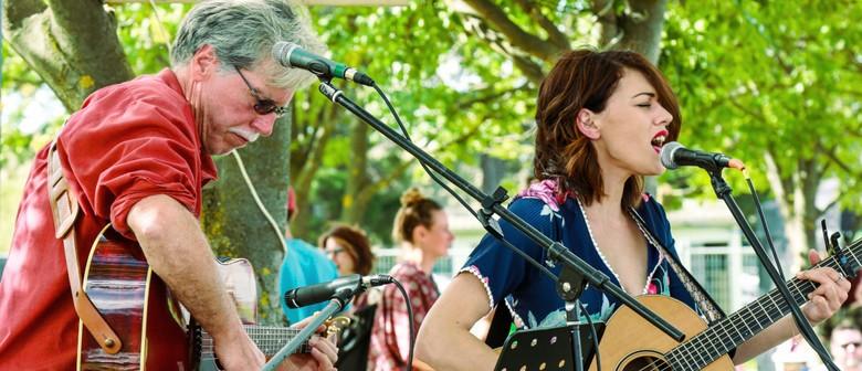 Melissa & The Dr Play River Range Music Fest
