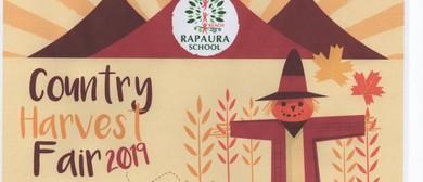 Rapaura School Country Harvest Fair