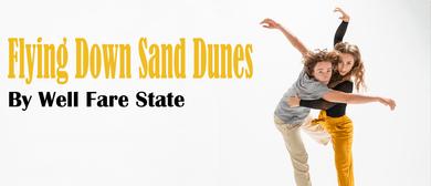 Flying Down Sand Dunes