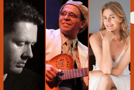Image for event: Nanny Assis ft. Maggie Gould & Kevin Field