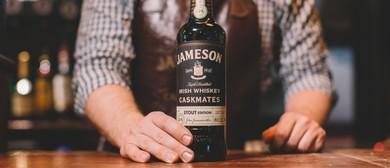 Jameson Whiskey Tasting at the Boilermaker Bar