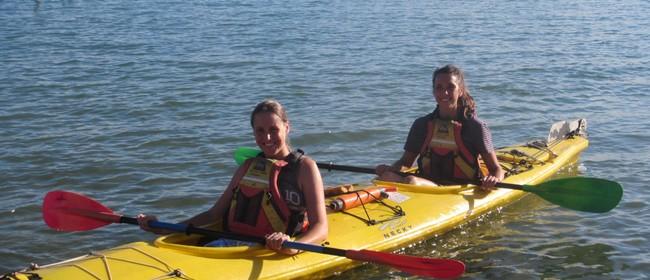 Waikaraka Kayak Day